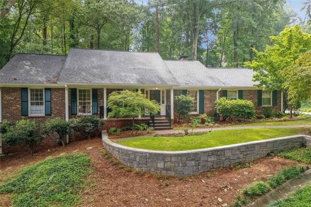 335 Forest Valley Court, Atlanta, GA 30342 (MLS #6941442) :: Good Living Real Estate