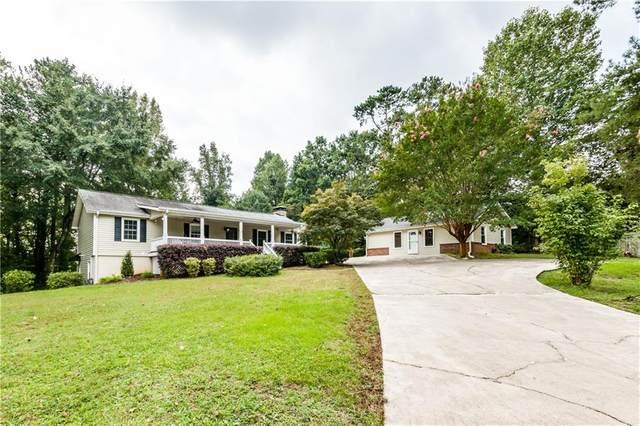 504 Mountain Park Road, Woodstock, GA 30188 (MLS #6941449) :: Path & Post Real Estate