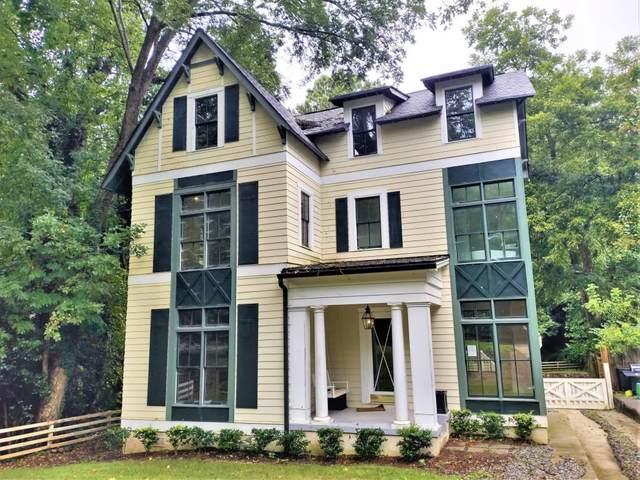 116 Medlock Road, Decatur, GA 30030 (MLS #6941451) :: Path & Post Real Estate