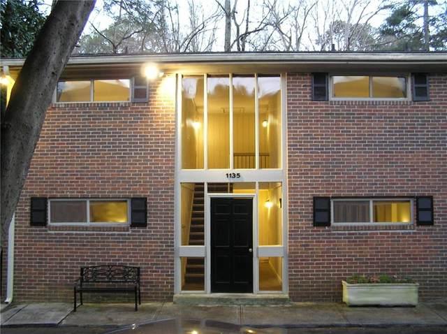 1135 Clairemont Avenue C, Decatur, GA 30030 (MLS #6941456) :: North Atlanta Home Team