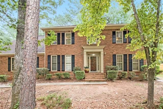 2415 Creekside Trace, Jonesboro, GA 30236 (MLS #6941458) :: North Atlanta Home Team