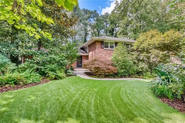 2119 Aldah Drive, Tucker, GA 30084 (MLS #6941490) :: The Kroupa Team   Berkshire Hathaway HomeServices Georgia Properties