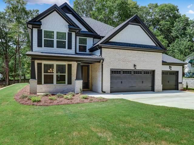 58 Cherry St, Lawrenceville, GA 30046 (MLS #6941502) :: North Atlanta Home Team