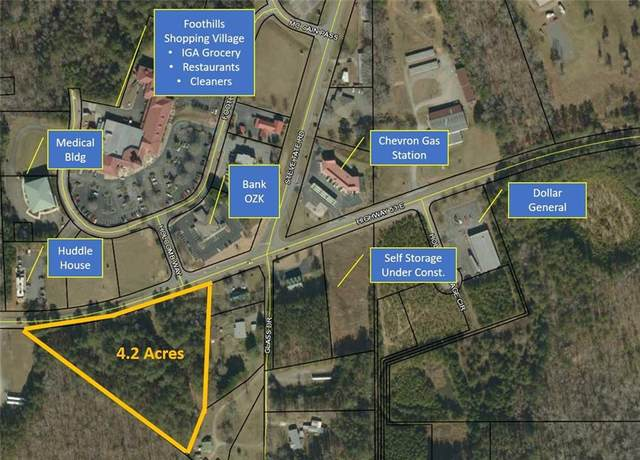 0 Hwy 53 E, Marble Hill, GA 30148 (MLS #6941509) :: Path & Post Real Estate