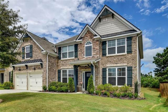 4684 Sweetwater Avenue, Powder Springs, GA 30127 (MLS #6941529) :: North Atlanta Home Team