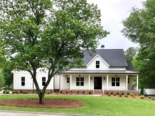184 Haley Farm Road, Canton, GA 30115 (MLS #6941569) :: The North Georgia Group