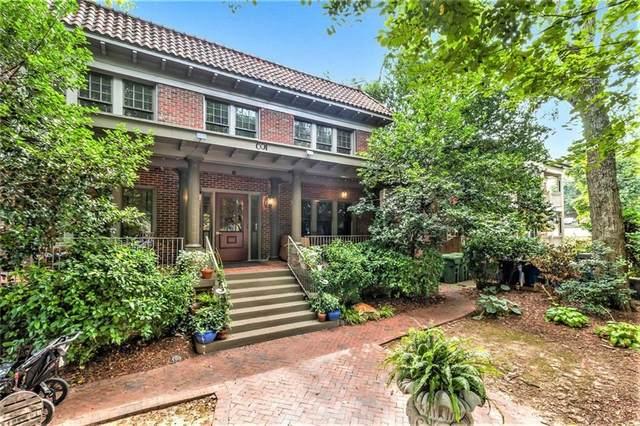 691 Penn Avenue NE #8, Atlanta, GA 30308 (MLS #6941573) :: The Hinsons - Mike Hinson & Harriet Hinson