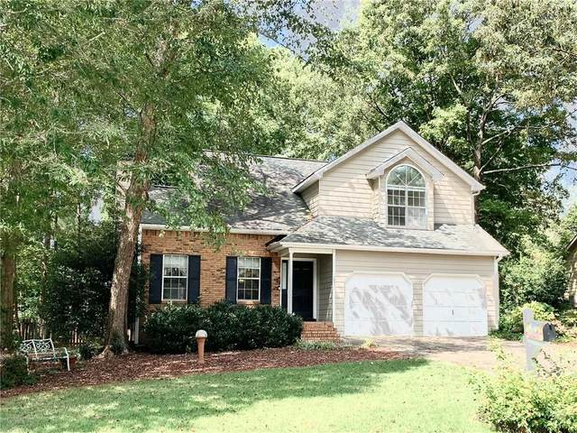 1925 Towne Manor Drive NW, Kennesaw, GA 30144 (MLS #6941587) :: The Realty Queen & Team
