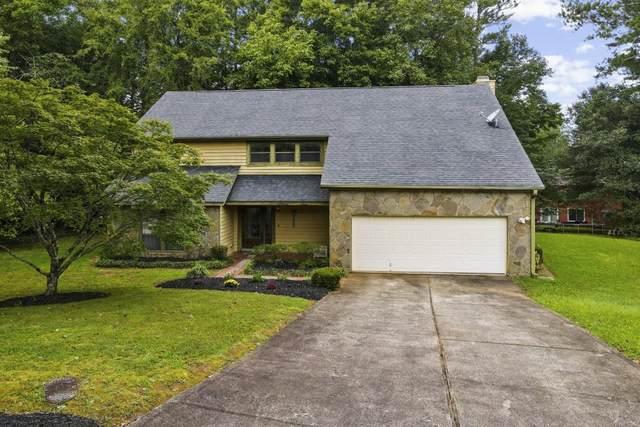 1618 Golf Overlook, Stone Mountain, GA 30088 (MLS #6941602) :: North Atlanta Home Team