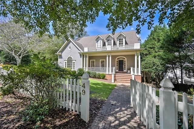 49 Habersham Cove Lane NW, Atlanta, GA 30305 (MLS #6941612) :: Tonda Booker Real Estate Sales