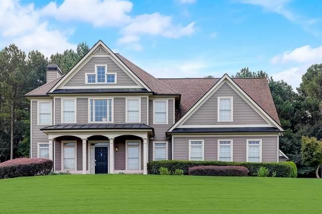 808 Oakridge Terrace, Loganville, GA 30052 (MLS #6941652) :: The Hinsons - Mike Hinson & Harriet Hinson