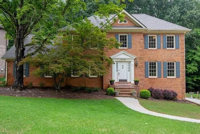 3759 Allenhurst Drive, Peachtree Corners, GA 30092 (MLS #6941656) :: Kennesaw Life Real Estate