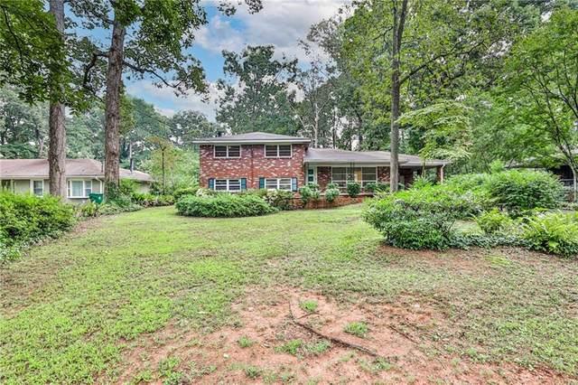 1626 N Columbia Place, Decatur, GA 30032 (MLS #6941676) :: North Atlanta Home Team