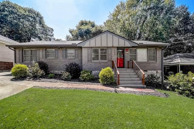 1903 Longdale Drive, Decatur, GA 30032 (MLS #6941680) :: North Atlanta Home Team