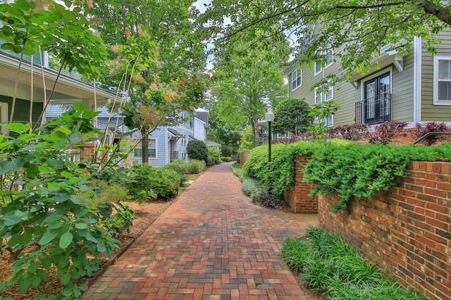 277 Carlyle Park Drive NE #277, Atlanta, GA 30307 (MLS #6941701) :: Virtual Properties Realty