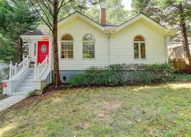 575 Warwick Street SE, Atlanta, GA 30316 (MLS #6941743) :: Good Living Real Estate