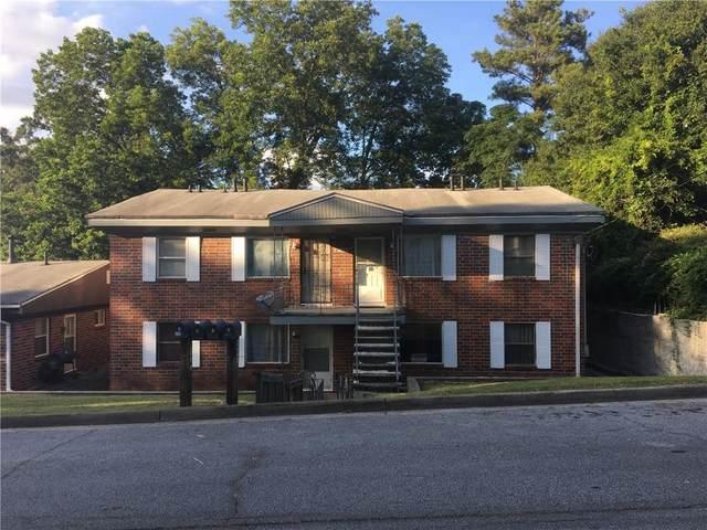 730 Hill Street, Forest Park, GA 30297 (MLS #6941763) :: Atlanta Communities Real Estate Brokerage