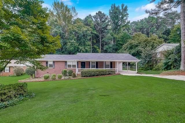 1180 Laurel Place, Marietta, GA 30062 (MLS #6941765) :: North Atlanta Home Team