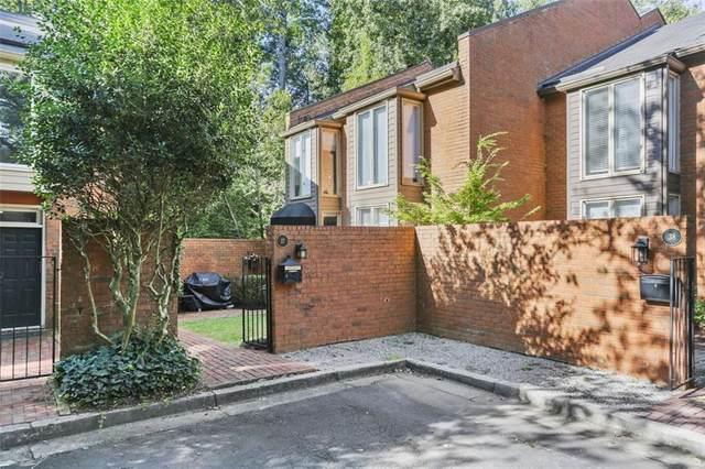 37 Willow Glen NE, Atlanta, GA 30342 (MLS #6941775) :: The Kroupa Team | Berkshire Hathaway HomeServices Georgia Properties