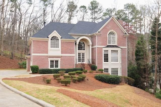 3920 Glenhurst Drive SE, Smyrna, GA 30080 (MLS #6941854) :: North Atlanta Home Team