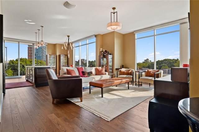 1820 Peachtree Street NW #507, Atlanta, GA 30309 (MLS #6941868) :: AlpharettaZen Expert Home Advisors