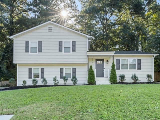 3992 Pine Mountain Road NW, Kennesaw, GA 30152 (MLS #6941872) :: Virtual Properties Realty