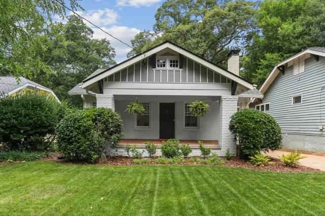 523 S Candler Street, Decatur, GA 30030 (MLS #6941902) :: North Atlanta Home Team