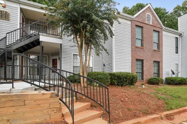 719 Windchase Lane, Stone Mountain, GA 30083 (MLS #6941909) :: The Zac Team @ RE/MAX Metro Atlanta