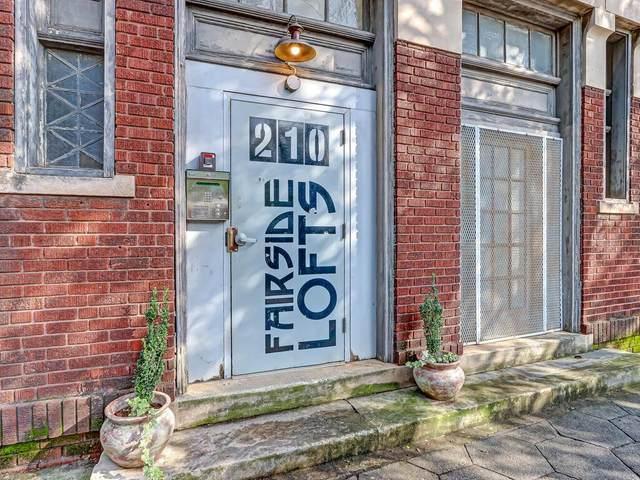 210 Walker Street SW #3, Atlanta, GA 30313 (MLS #6941915) :: Kennesaw Life Real Estate