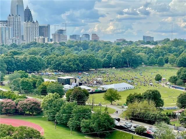 587 Virginia Avenue NE Ph5, Atlanta, GA 30306 (MLS #6941924) :: Cindy's Realty Group
