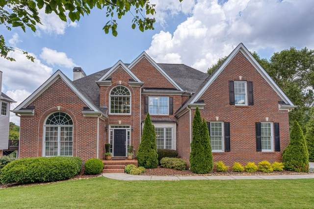 1670 Broadwell Oaks Drive, Alpharetta, GA 30004 (MLS #6941925) :: The Realty Queen & Team