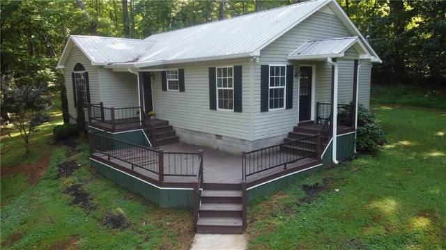 813 Normandy Trail, Lavonia, GA 30553 (MLS #6941942) :: North Atlanta Home Team