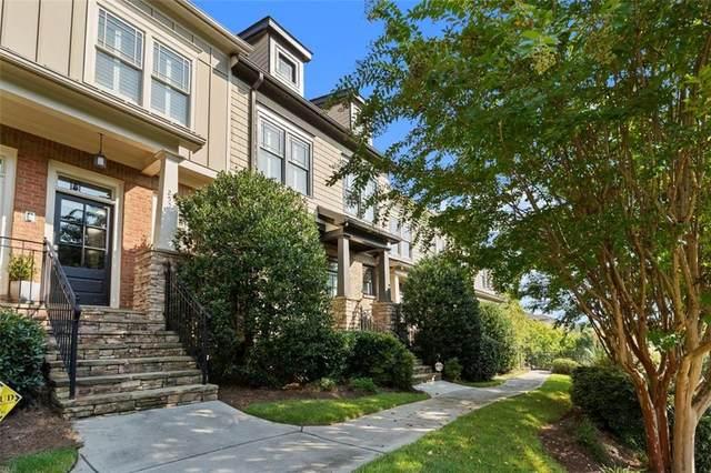 245 Mystic Ridge Hill, Atlanta, GA 30342 (MLS #6941958) :: Kennesaw Life Real Estate