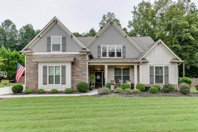 686 Lake Crest Drive, Jefferson, GA 30549 (MLS #6941961) :: North Atlanta Home Team