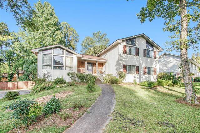 5429 Golfcrest Circle, Stone Mountain, GA 30088 (MLS #6941965) :: North Atlanta Home Team