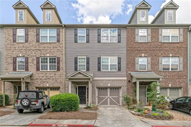 1442 Dolcetto Trace NW #16, Kennesaw, GA 30152 (MLS #6941972) :: North Atlanta Home Team