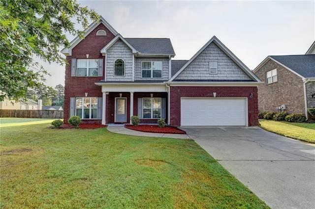 453 Cooper Circle, Winder, GA 30680 (MLS #6941986) :: North Atlanta Home Team