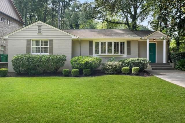 1831 Canmont Drive NE, Brookhaven, GA 30319 (MLS #6942011) :: Atlanta Communities Real Estate Brokerage