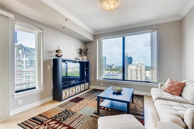 3445 Stratford Road NE #2508, Atlanta, GA 30326 (MLS #6942045) :: Atlanta Communities Real Estate Brokerage