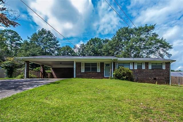 3433 Nina Court, Douglasville, GA 30135 (MLS #6942051) :: North Atlanta Home Team