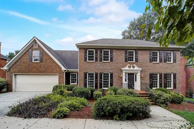 1701 Berry Lane, Snellville, GA 30078 (MLS #6942065) :: North Atlanta Home Team