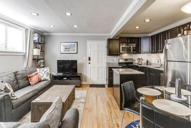 880 Glendale Terrace NE #9, Atlanta, GA 30308 (MLS #6942079) :: Atlanta Communities Real Estate Brokerage
