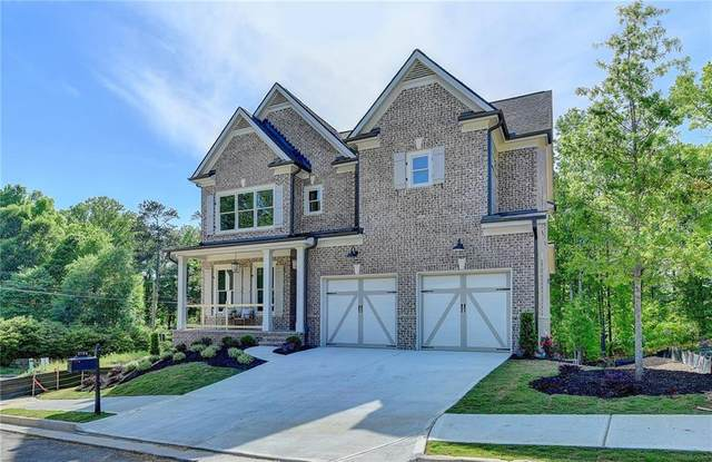 3756 Wasson Way, Brookhaven, GA 30319 (MLS #6942080) :: North Atlanta Home Team