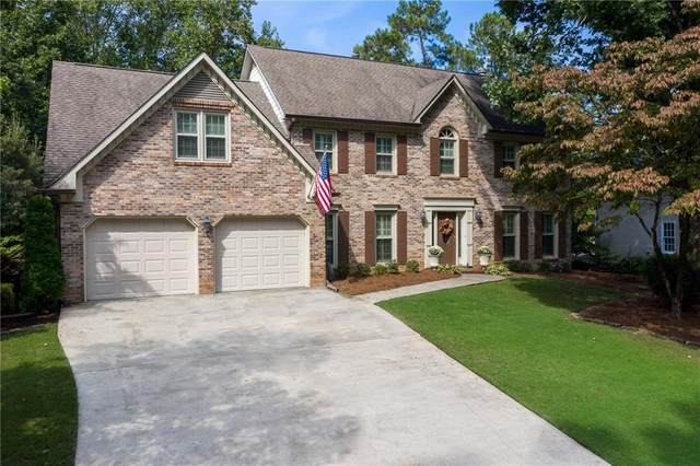 1309 Fallsbrook Terrace NW, Acworth, GA 30101 (MLS #6942084) :: The Kroupa Team | Berkshire Hathaway HomeServices Georgia Properties