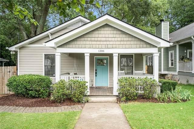 1386 Newton Avenue SE, Atlanta, GA 30316 (MLS #6942088) :: Cindy's Realty Group