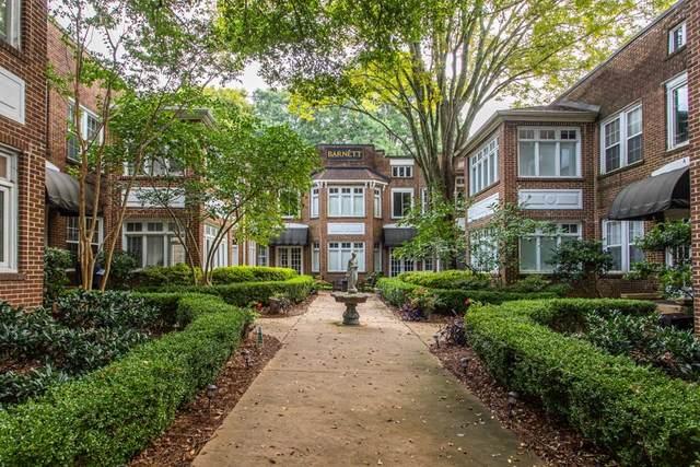 737 Barnett Street NE D3, Atlanta, GA 30306 (MLS #6942101) :: The Kroupa Team | Berkshire Hathaway HomeServices Georgia Properties