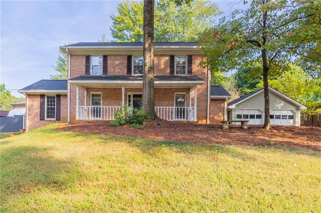 4210 Gladney Drive, Atlanta, GA 30340 (MLS #6942103) :: North Atlanta Home Team