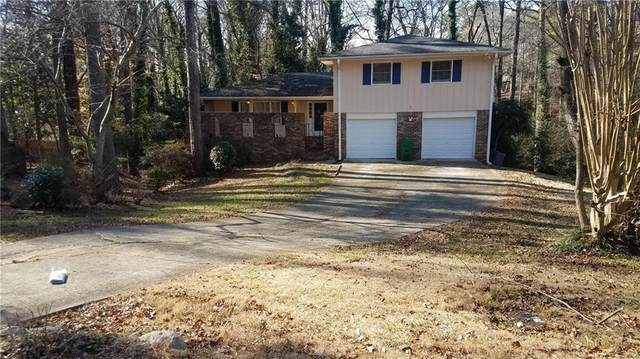 4416 Huntshire Drive, Stone Mountain, GA 30083 (MLS #6942110) :: North Atlanta Home Team