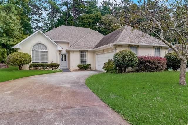 1664 Golf Link Drive, Stone Mountain, GA 30088 (MLS #6942117) :: North Atlanta Home Team
