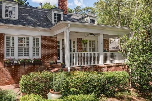 140 Peachtree Hills Avenue NE, Atlanta, GA 30305 (MLS #6942118) :: North Atlanta Home Team